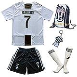 Juventus Ronaldo Trikot Set