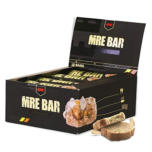 Redcon1 MRE Bar - Meal Replacement Bar (1 Box / 12 Bars) 3