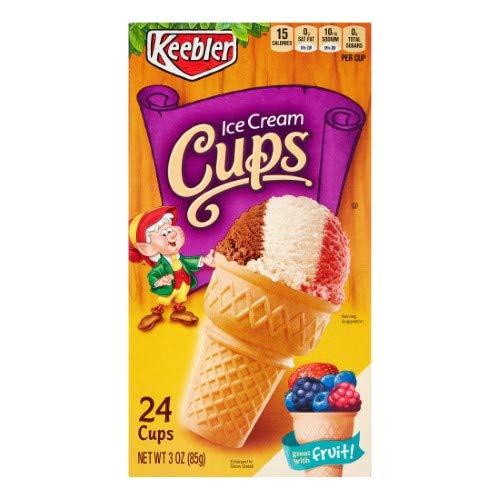 Keebler Discount is also underway Ice Cream Cones of Sale Special Price 2 Pack