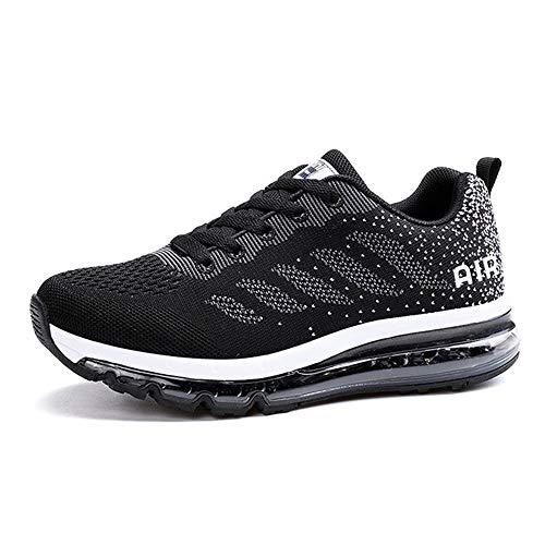 Zapatillas de Aire para Hombres y Mujeres Zapatos Ligeros para Caminar Gimnasio...