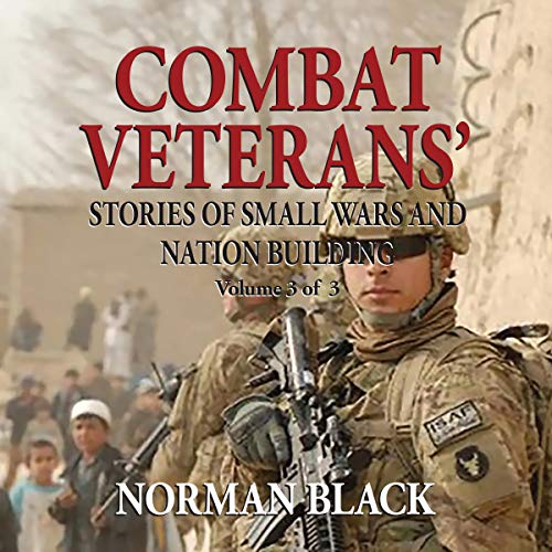 Combat Veterans' Stories of Small Wars and Nation Building, Volume 3 of 3 audiobook cover art