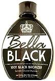 Best Bronzing Tanning Bed Lotions - Bella Black 100x Bronzer Indoor/Outdoor Tanning Bed Lotion Review