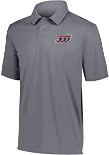 300 Youth Vital PoloGraphite Medium
