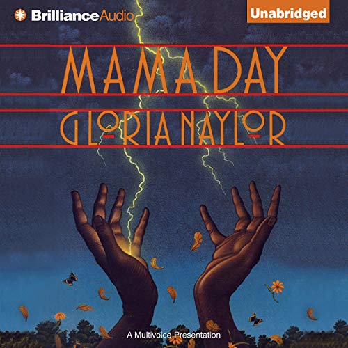 Mama Day audiobook cover art