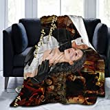 The P-Hantom of The O-Pera Blanket Super Soft Micro Fiber Cozy Blanket for Suitable Bed Couch for Adults and Children Throw Blankets 60'X50'