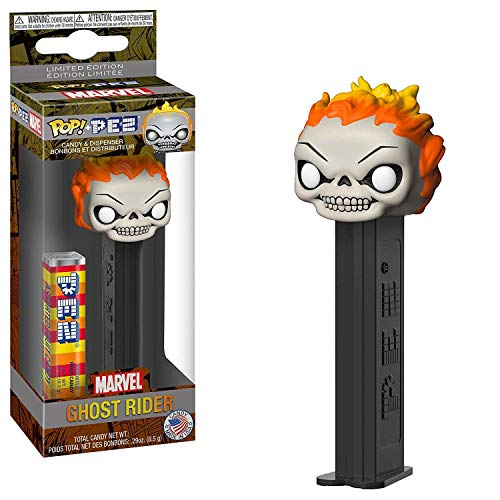 POP! PEZ: Marvel: Motorista fantasma