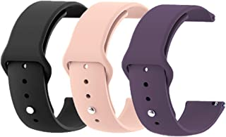 Best 20mm silicone watch strap Reviews