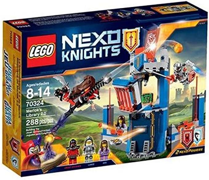 LEGO NexoKnights 70324 Merlock's Library 2.0