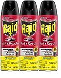 Raid Ant & Roach Killer Lemon Scent, 17.5 OZ...
