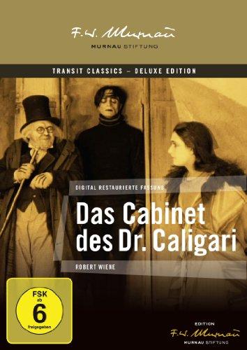 Das Cabinet des Dr. Caligari [Alemania] [DVD]