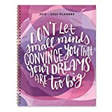Dream Big Large Daily Weekly Monthly Planner: July 2019 - June 2020 (Academic School Year, Student Planner)