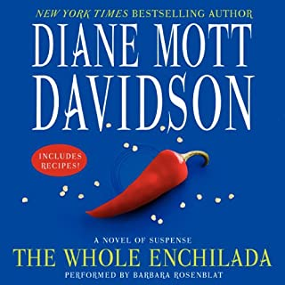 The Whole Enchilada: A Novel of Suspense audiobook cover art