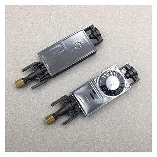 De Alta precisión Damper de Tinta UV DX5 para MIMAKI JV33 JV5 CJV30 Galaxy para EPSON XP600 Eco Solvent Plotter Impresora UV Dumper con Conector Rendimiento Estable (Color : Damper)