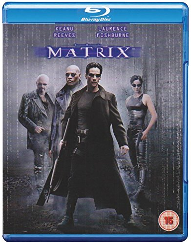 The Matrix [Blu-ray] [UK Import]