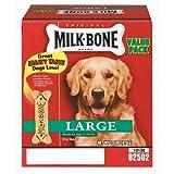 Milk-Bone Original Large Value Pack Dog Biscuits, Treats, or Snacks - 10 Lb Big Box!