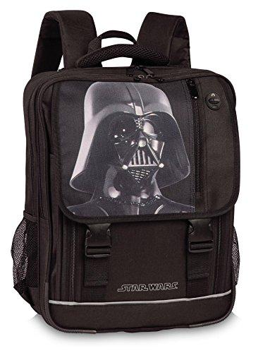 Fabrizio Star Wars Darth Vader Schulrucksack, 43 cm, 23 Liter, mehrfarbig 20386-9001
