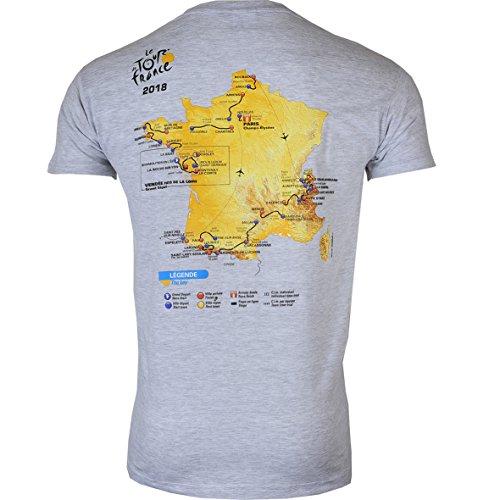 TDF-ACC-025 Parapluie de poche Mixte Adulte Tour de France