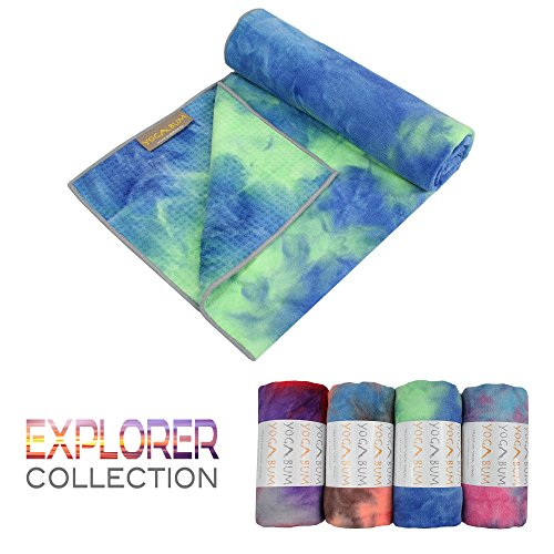 Yogabum | Colección Explorador. Antideslizante, 100% Eco