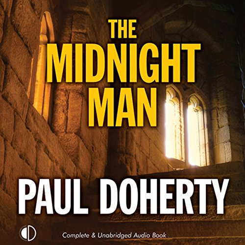The Midnight Man audiobook cover art