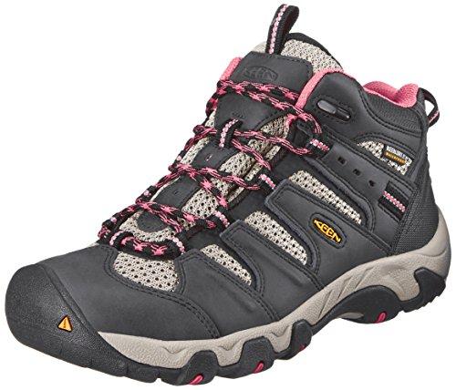 KEEN Koven Mid Women's WP Walking Boots - SS15-9.5 - Black