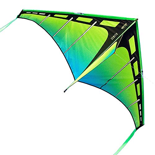 small Prisma Kite Technologie 5ZENG Zenith 5 Single Line Delta Kite, Aurora