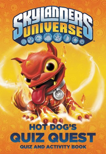 Hot Dog's Quiz Quest (Skylanders Universe)