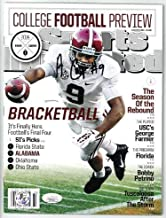 Amari Cooper signed Alabama Crimson Tide Sports Illustrated Full Magazine 8-18-2014#9- Hologram - JSA Certified