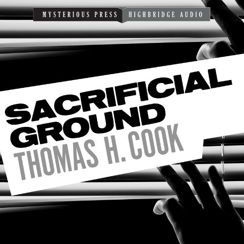 Sacrificial Ground audiobook cover art