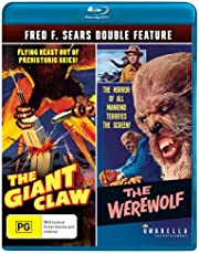 The Giant Claw / The Werewolf