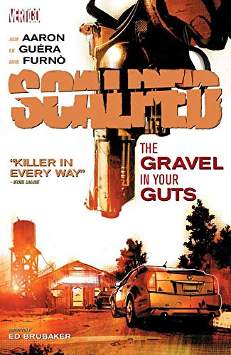 Scalped Vol. 4: The Gravel In Your Guts (English Edition)