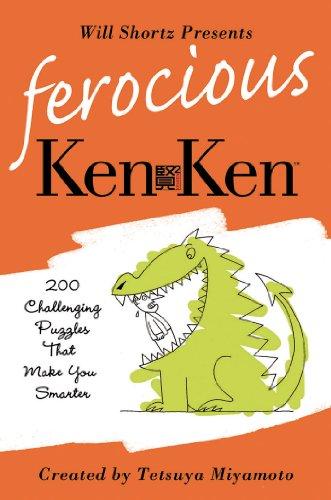 Will Shortz Presents Ferocious KenKen