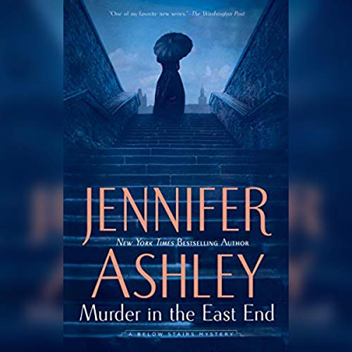 Murder in the East End audiobook cover art