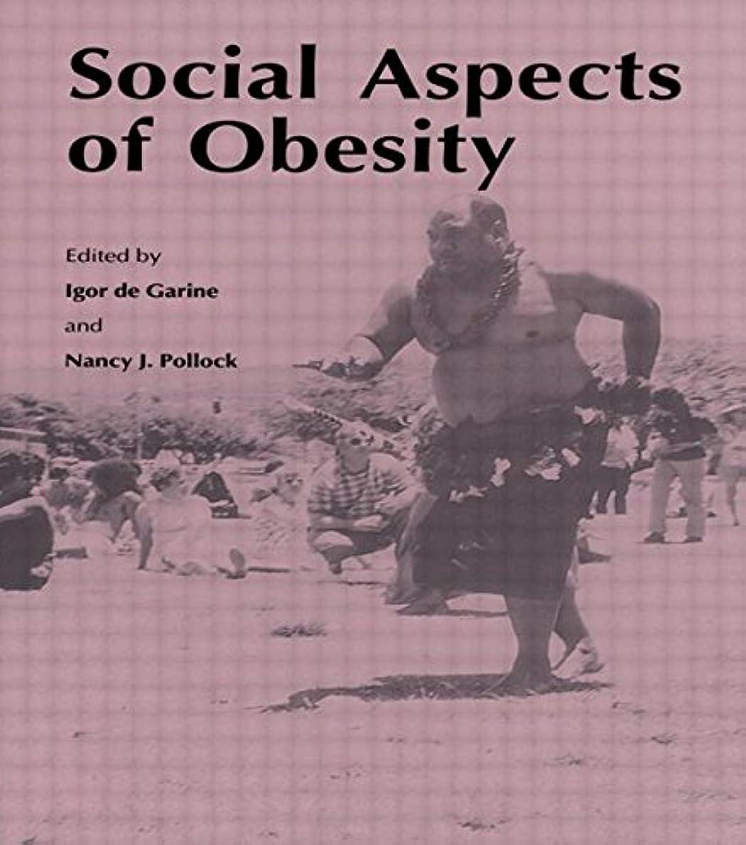 世論調査早いセットアップSocial Aspects of Obesity (Culture and Ecology of Food and Nutrition,)
