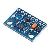Módulo electrónico GY-45 MMA8452 Módulo sensor acelerómetro triaxial digital de alta precisión 3pcs inclinación del módulo Equipo electrónico de alta precisión