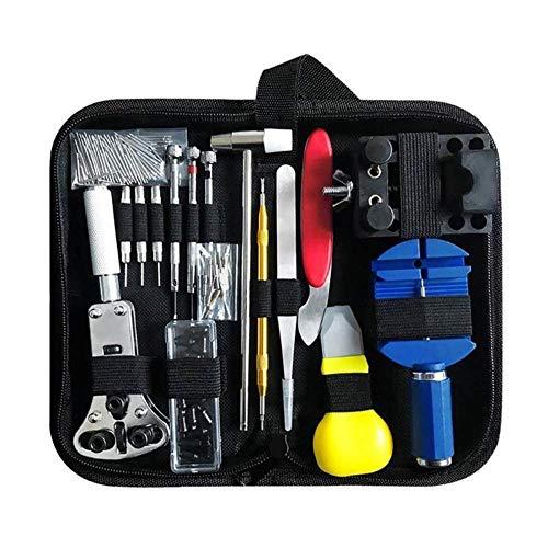 147 Uhr-Reparatur-Set Kit Uhr Link Stiftremover Öffner Federstreifen-Entferner (Color : -, Size : -)