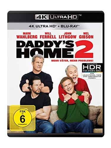 Daddy's Home 2 - Mehr Väter, mehr Probleme! (4K Ultra HD) (+ Blu-ray 2D)