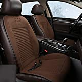 1pc 12V/24 Universal Fast Heated & Adjustable Car Electric Heated Seat Cushion Pad Car Styling Winter Pad Cushions Auto Cover Breathable
