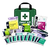 Lewis-Plast Premium First Aid Kit, 90-Piece
