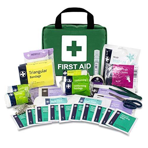 Lewis-Plast Premium First Aid Kit, 90-P
