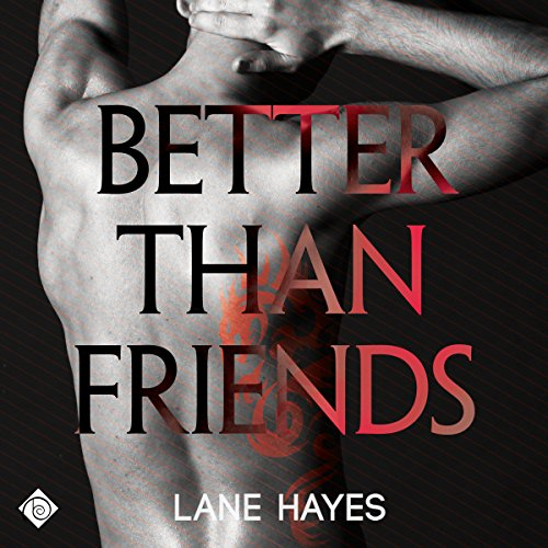Better Than Friends audiobook cover art