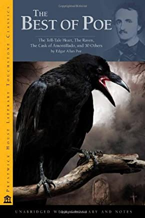 The Best of Poe: The Tell-Tale Heart, The Raven, The Cask of Amontillado, and 30 Others
