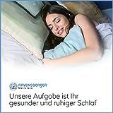 Ravensberger Matratzen Latex Oeko TEX 100 7-Zonen-Komfort | H2 RG 60 (45-80 kg) | Made IN Germany - 10 Jahre Garantie | Baumwoll-Doppeltuch-Bezug | 90 x 200 cm - 8