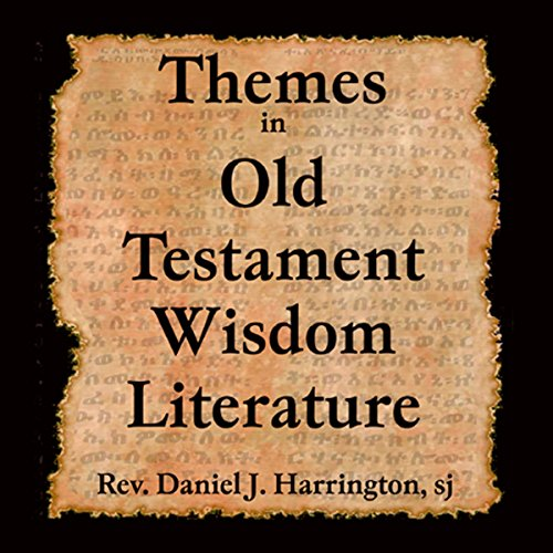 Themes in Old Testament Wisdom Literature  By  cover art