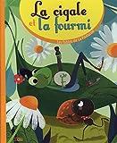 Les fables de la Fontaine - La cigale et la fourmi - Dès 3 ans