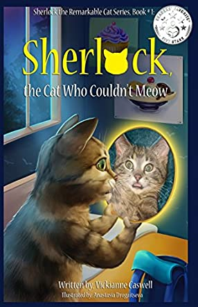 Sherlock, the Cat Who Couldn't Meow