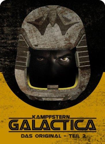 Kampfstern Galactica - Teil 2 - Metal-Pack [5 DVDs]
