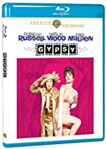Gypsy [Blu-ray] [1962] - Starring Rosalind Russell, Natalie Wood, Karl Malden and Ann Jillian