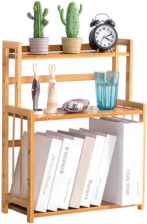 Simple Solid Wood, Shelf Student Small Shelf Storage Rack Multi-Layer Desktop Desk Bay Window Shelf