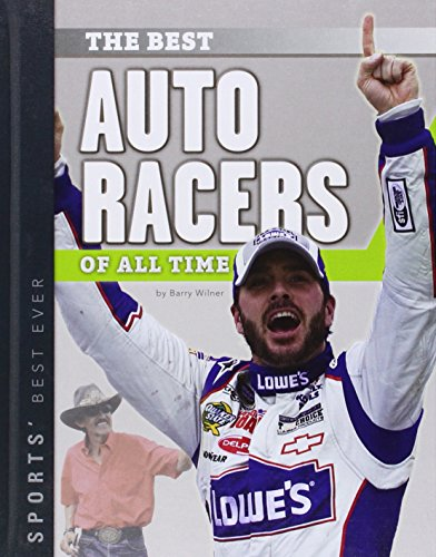 Best Auto Racers of All Time (Sports' Best Ever)
