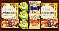 ≪香典返し 法事引き出物 お返し 粗供養 初盆≫ 洋風スープ&オリーブオイルセット